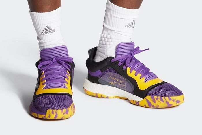 Adidas Marquee Boost Brandon Ingram 7