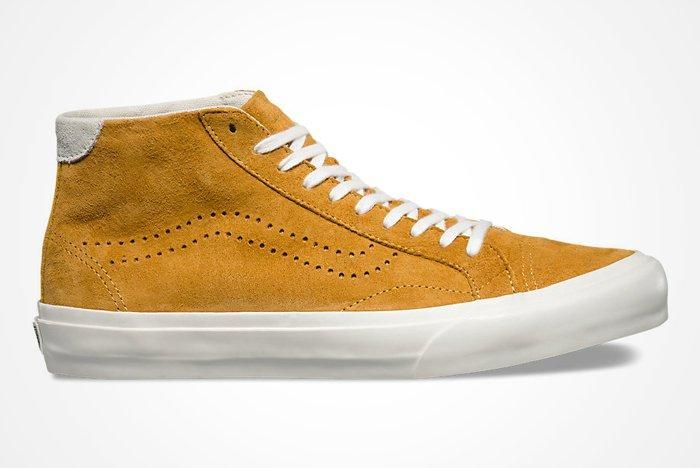 Vans Court Mid Dx Pig Suede Pack A