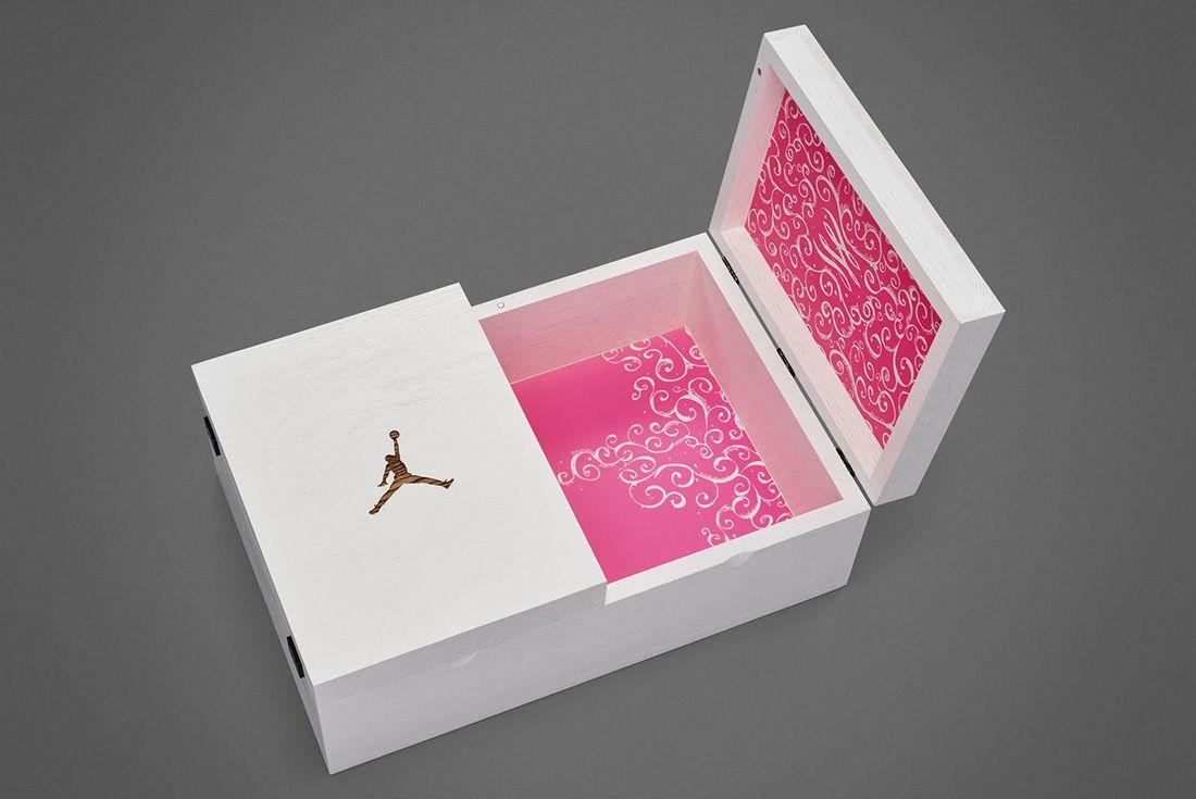 Serena Williams X Air Jordan Collection 3