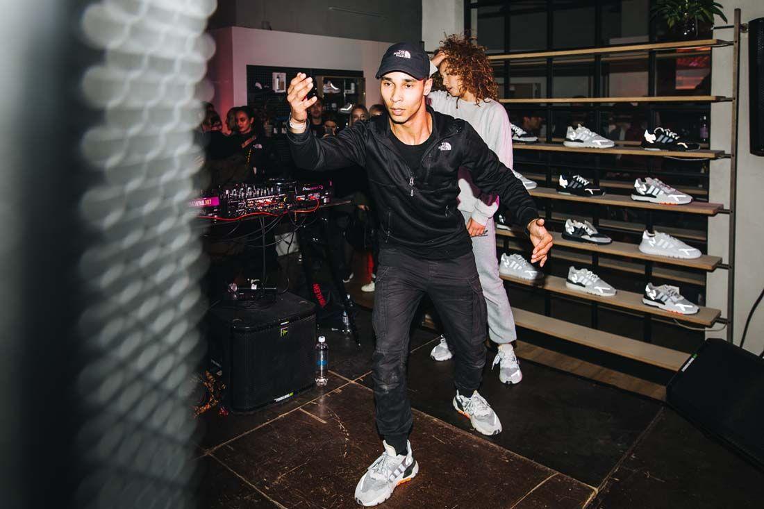 Rezet Sneaker Store Adidas Nite Jogger Release Party Event Recap 58