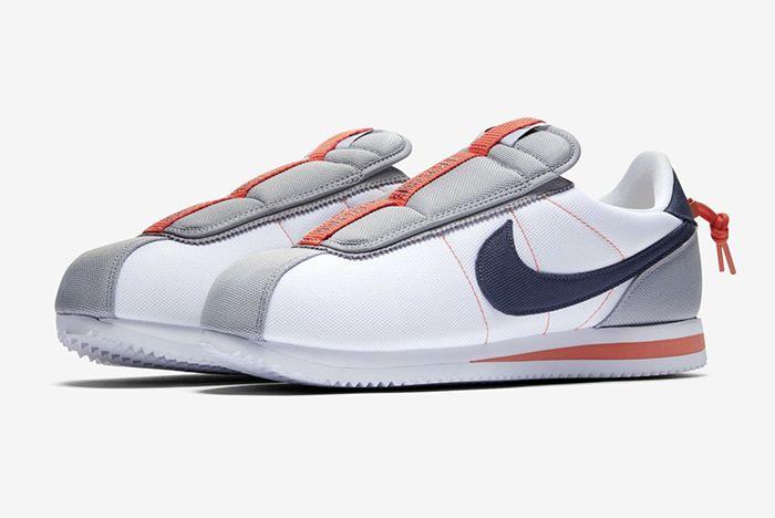 Kendrick Lamar Nike Cortez Basic Slip Official 1