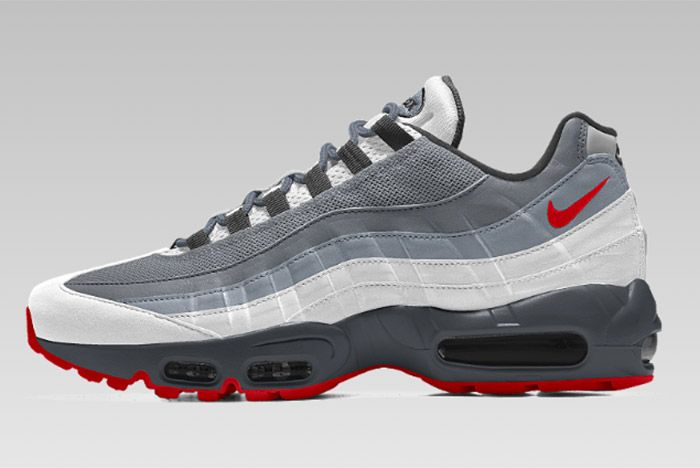 Air Max 95 Now On Nike Id 5
