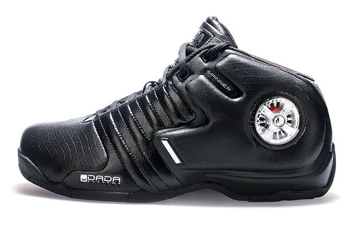 Dada Spinners Lateral