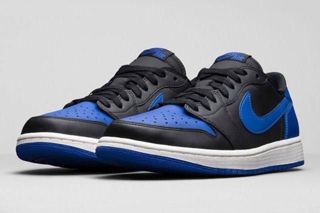 Air Jordan 1 Low Og Royal 1