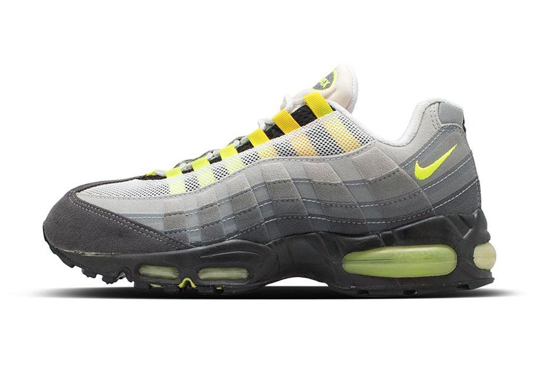 Neon Nike Air Max 95 Best Feature