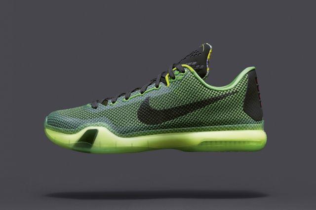 Nike Kobe X Vino Bump 2