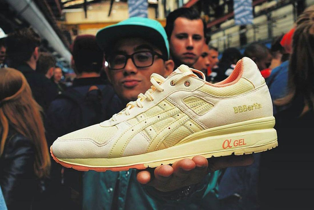 Sneakerplaats Bread Butter Berlin Asics Gt 2