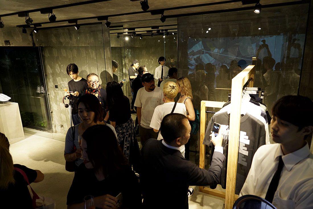 Tokyo Pop Up Launch Sacai X Nike Party6