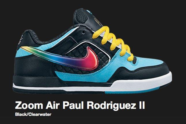 Nike Sb Zoom Air Paul Rodriguez Ii 2008 1