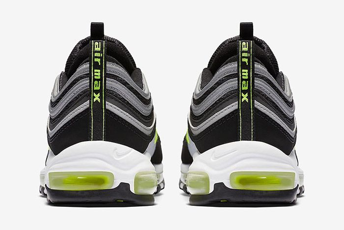 Nike Air Max 97 Og Black Neon Yellow 3