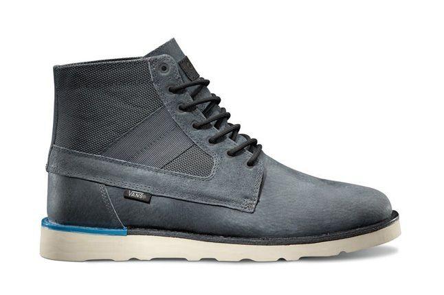Vans Otw 2013 Fall Breton Boot Grey