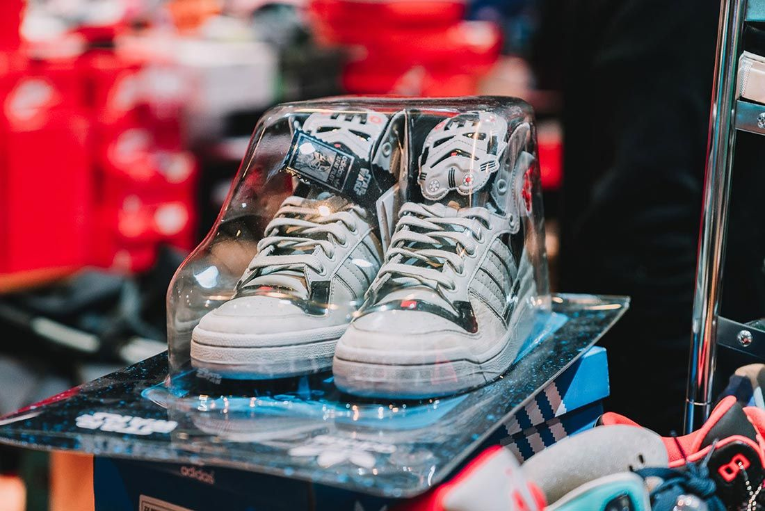 Sneakerness Even Recap Star Wars Adidas