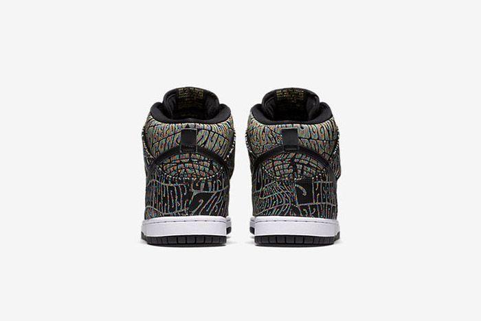 Nikesb Dunk 2016 Psychadelic 2