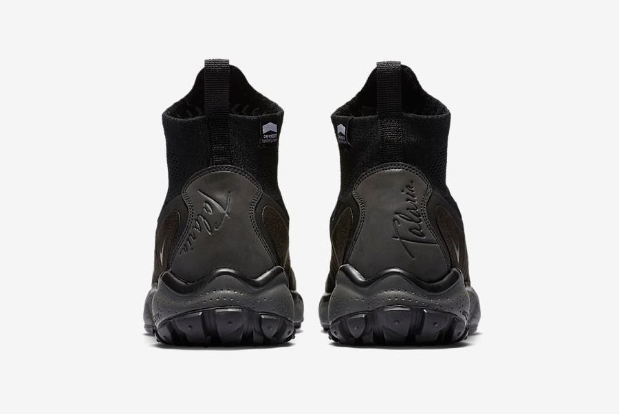 Nike Talaria Flyknit Black 5