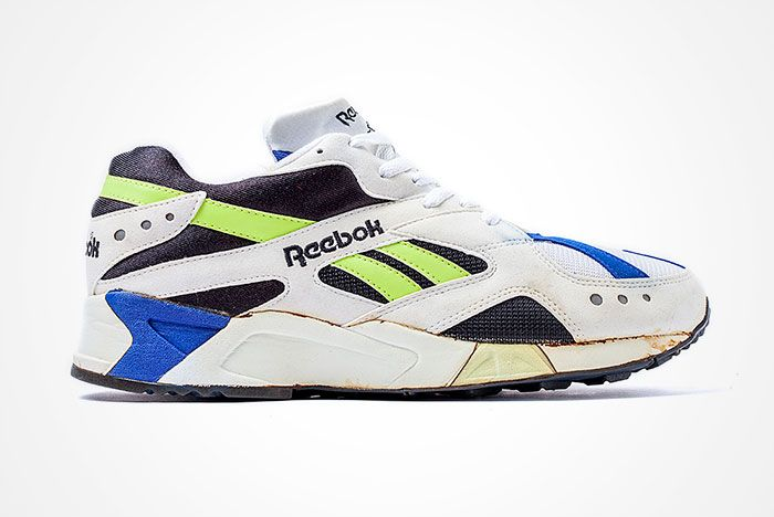 Reebok Aztrek Feature