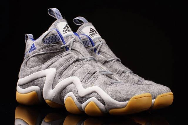 Adidas Crazy 8 Heather Wool 11