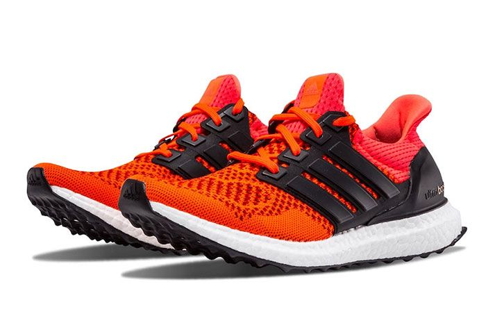 Adidas Ultra Boost 1 0 Solar Red B34050 2019 Release Date 1 Pair