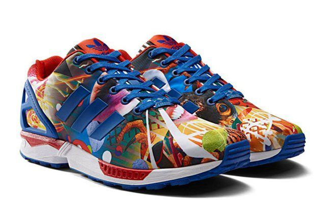 Adidas Zx Flux Seoul Special Edition