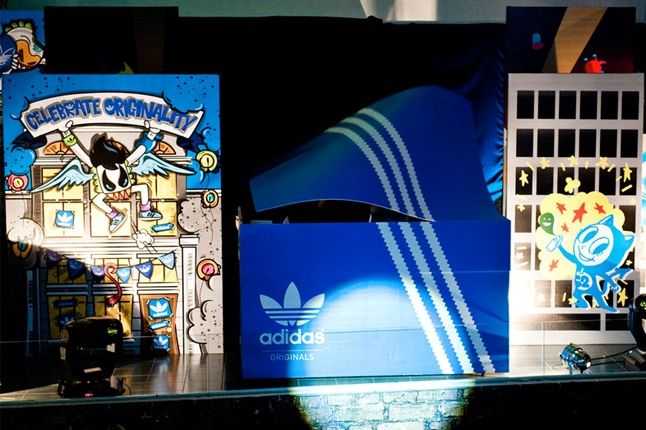 Adidas Street Party Kl 9 1