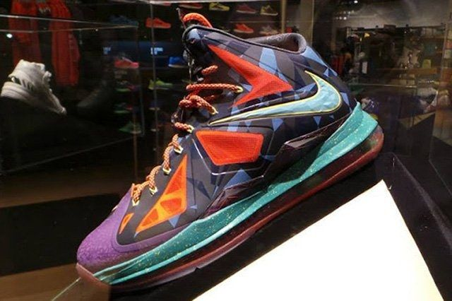 Nike Lbl Wintness History Pe Display Manila 8