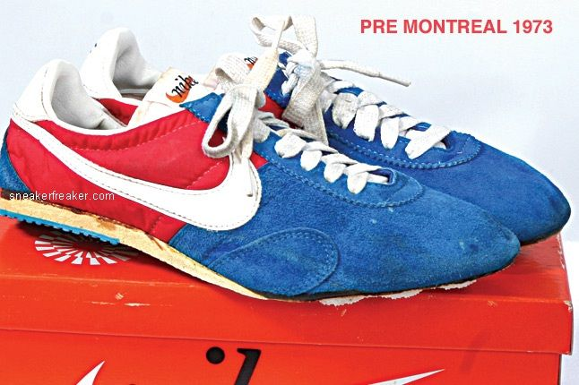 Vintage Collector Lindy Darrell Nike Runners 26