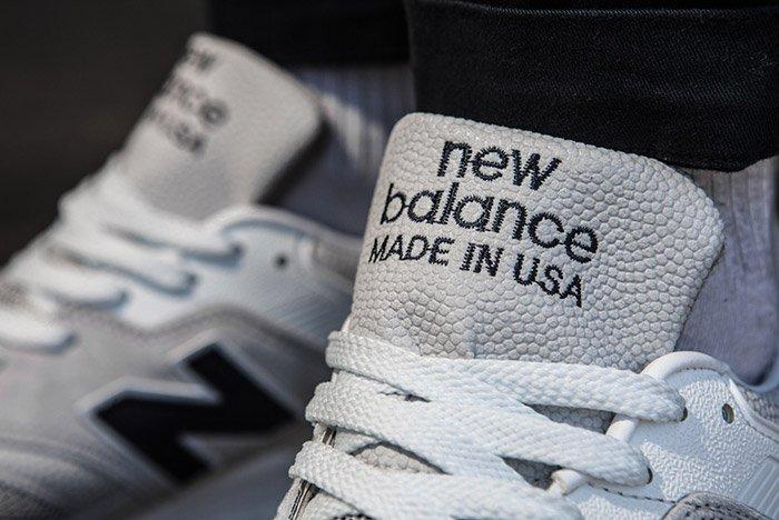 New Balance 997 Made In Usa Off White 5