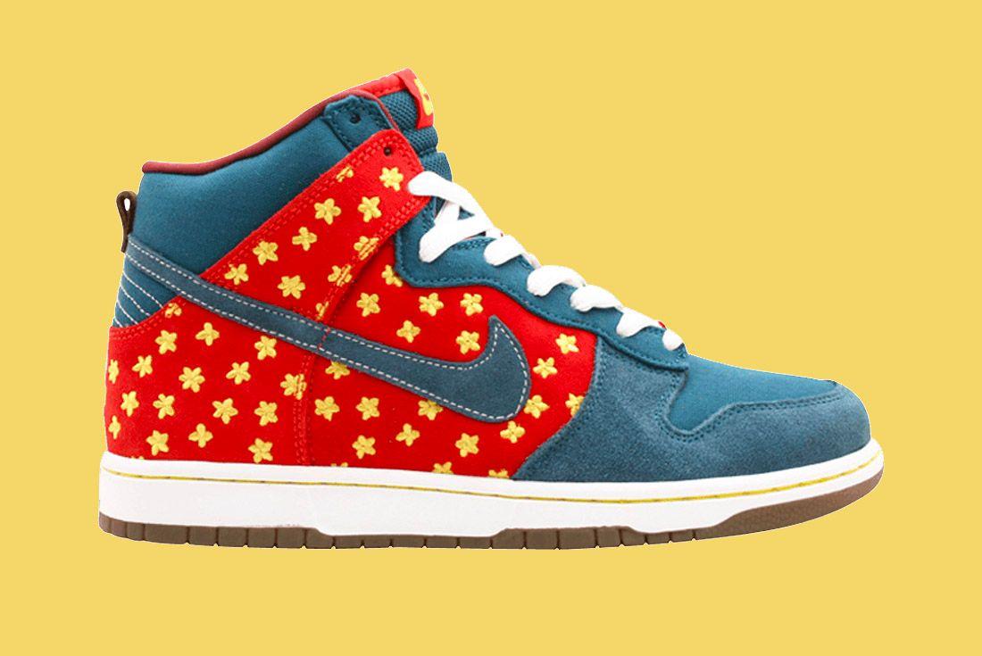 Nike SB Dunk High 'Quagmire'