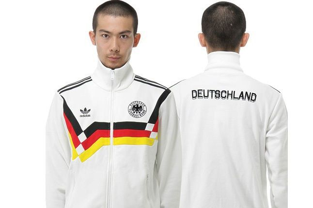 Didas Worlld Cup Track Top 1 1