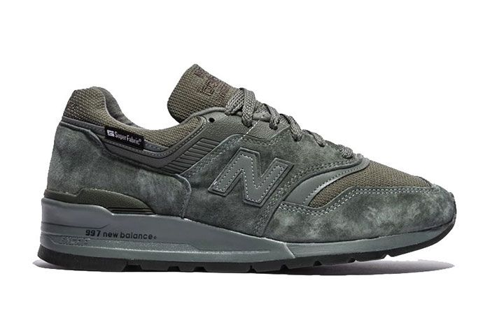New Balance Superfabric 997 998 Made In Usa M997Nal M998Blc Packer Shoes Release Info 3 Olive3