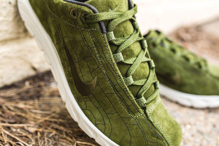 Nike Mayfly Leather Prm Legion Green 1