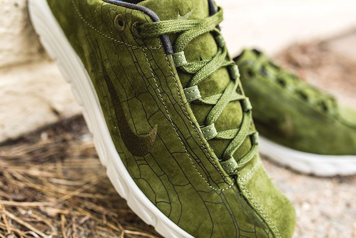 Nike Mayfly Leather Prm Legion Green 1