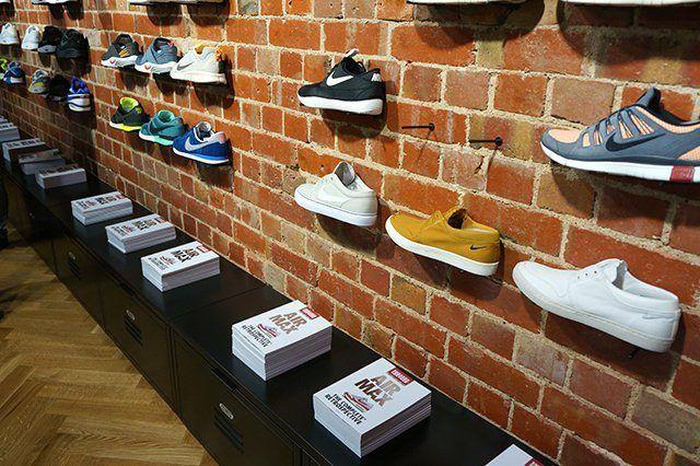Nike Store 267 Chapel Street 2