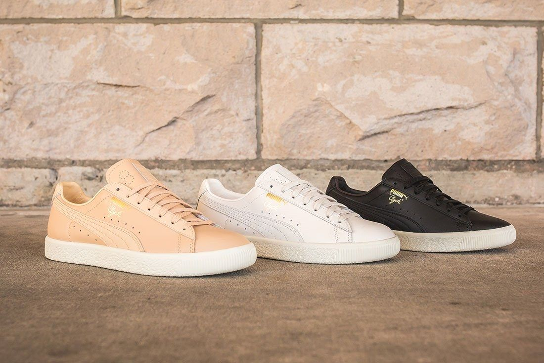 Puma Clyde Natural Pack A