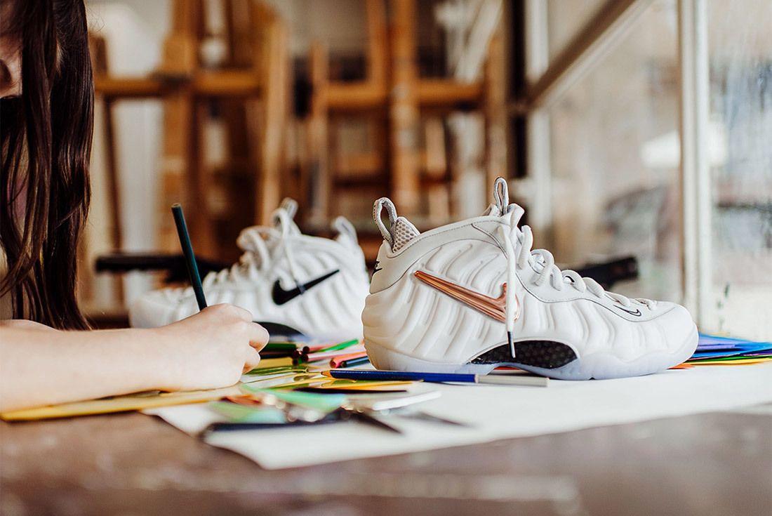 Nike Air Foamposite Pro All Star Interchangeable Swoosh Sneaker Freaker 1
