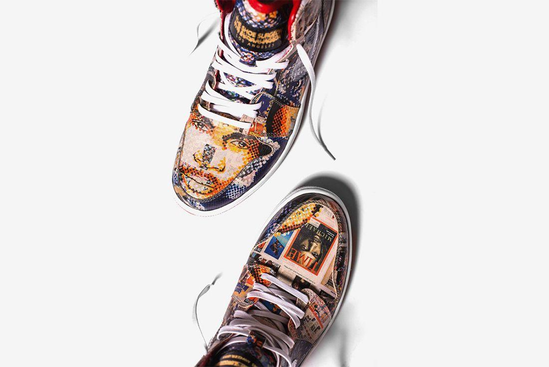 The Shoe Surgeons Latest Custom Turns Jordans Into Art2