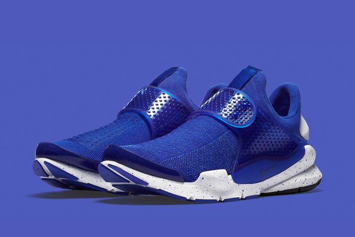 Nike Sock Dart Racer Blue 2