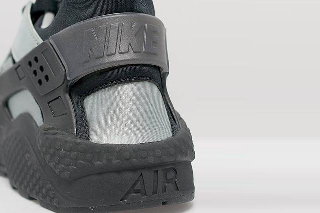 Nike Air Huarache Slate Green Black