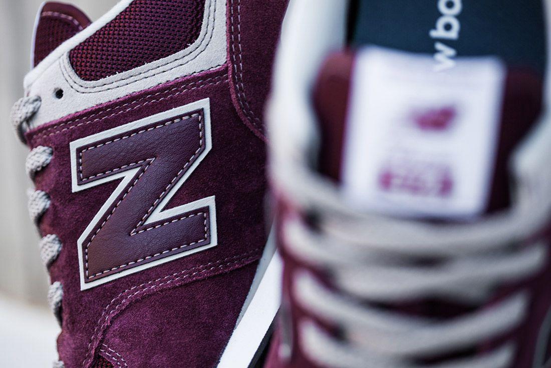 New Balance Classic 574 Evergreen Sneaker Freaker 9