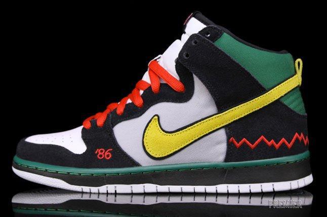 Nike Dunk High Mcrad Profile 1