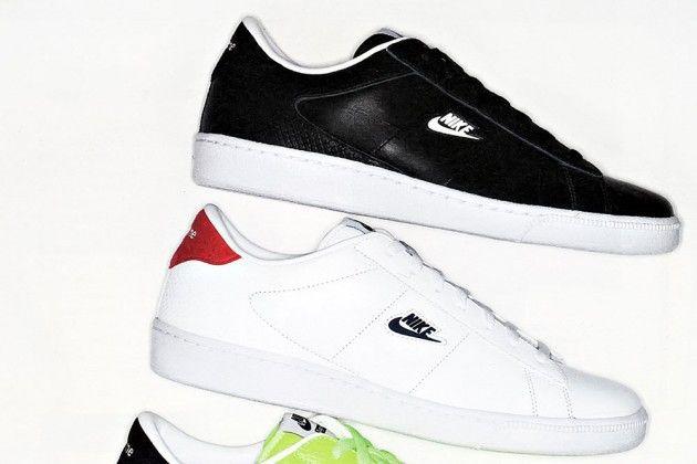 Supreme Nike Sb Tennis Classic Profile Black White 1