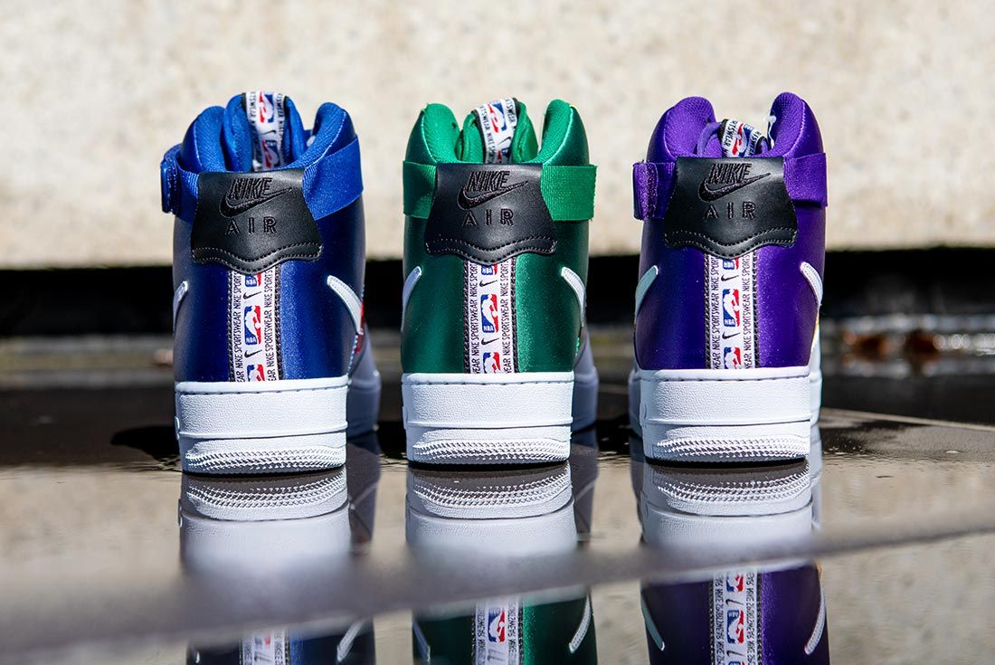Nike Nba Air Force 1 High Heel Shots