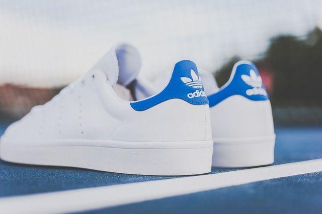 Adidas Stan Smith Vulc White Royal 2