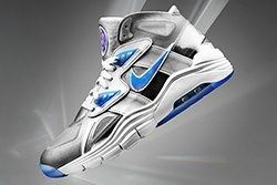 Nike Lunar 180 Trainer Sc Silver Speed Thumb