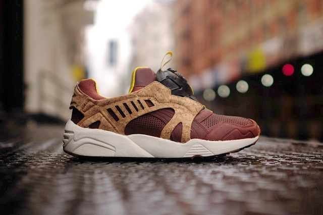 Puma Mmq Leather Disc Cage Cork Pack 8
