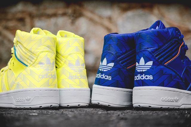 Adidas Rivalry Hi Graphic Pack 6