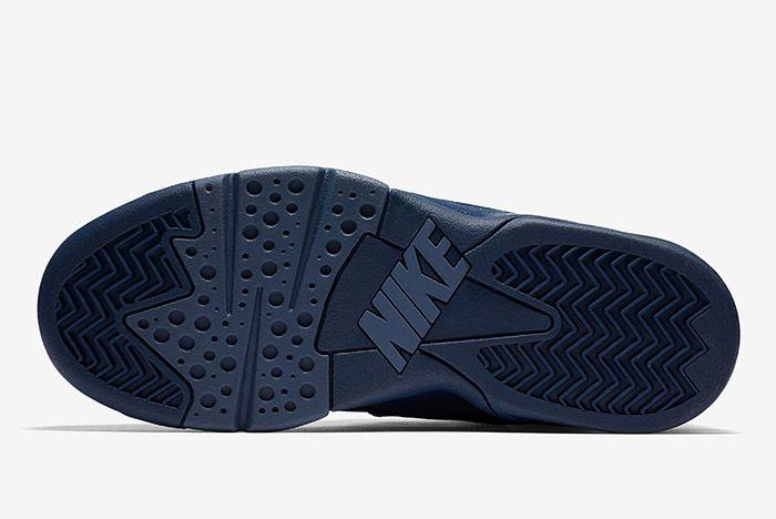 Nike Air Force Max Navy 1 Sneaker Freaker
