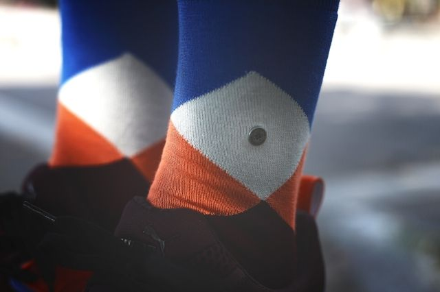 Sneakerness Paris Puma Blaze Of Glory On Feet 5