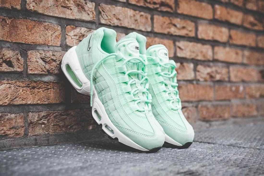 Nike Air Max 95 Fresh Mint 6