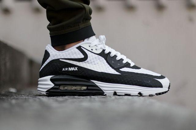 Nike Air Max 90 Lunar Br Black White Bumper 3