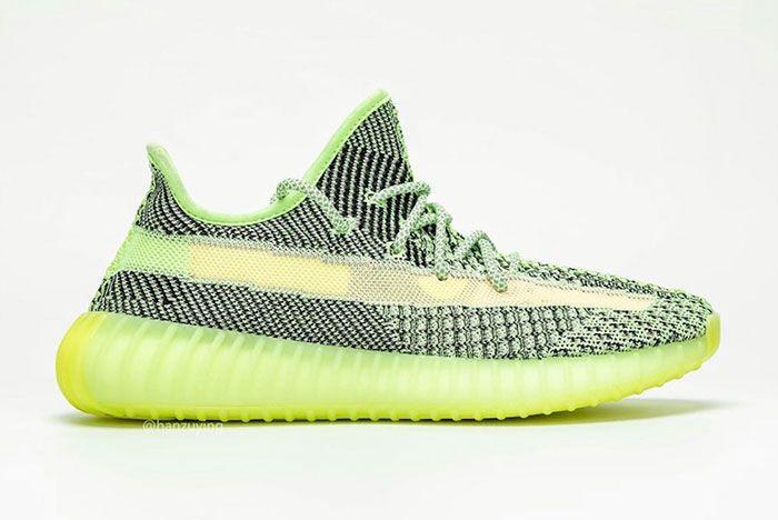 Adidas Yeezy Boost 350 V2 Yeezreel Reflective Glow Release Date 1 Side